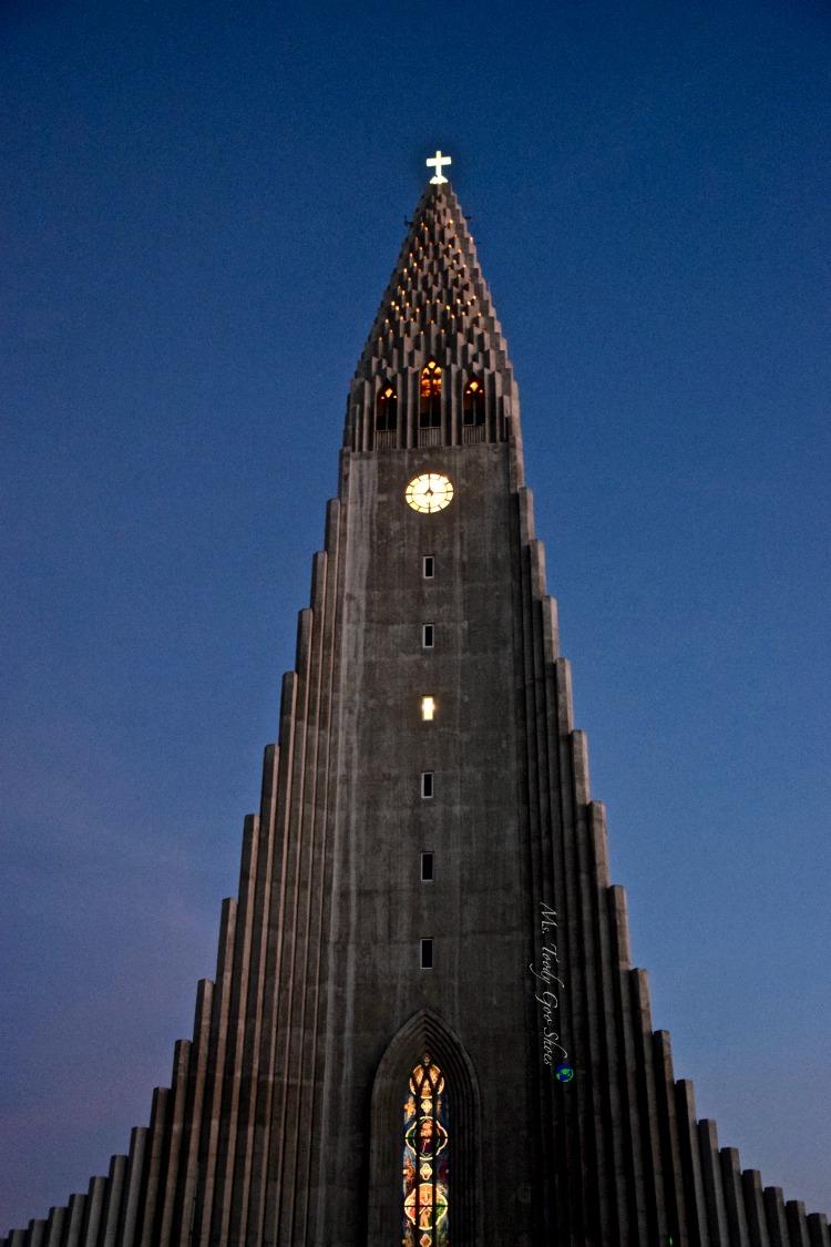 Hallgrimskirkja Church, Reykjavik, Iceland | Ms. Toody Goo Shoes