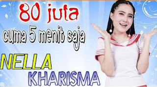 [Full Album ] Download Lagu Nella Kharisma 80 Juta MP3 Terbaru Versi Dangdut Koplo