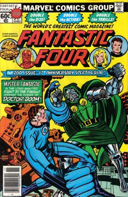 Fantastic Four #200, Dr Doom