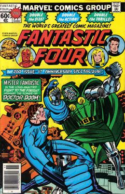 Fantastic Four #200, Dr Doom