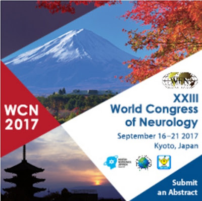 XXIII  CONGRESO MUNDIAL DE NEUROLOGIA KYOTO JAPON 2017