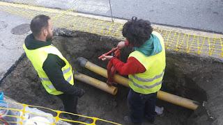 Δήμος Κατερίνης: Προχωρούν με γοργούς ρυθμούς οι εργασίες για το φυσικό αέριο