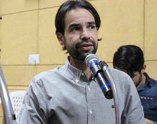 Deputado Diogo Moraes está internado em São Paulo com depressão