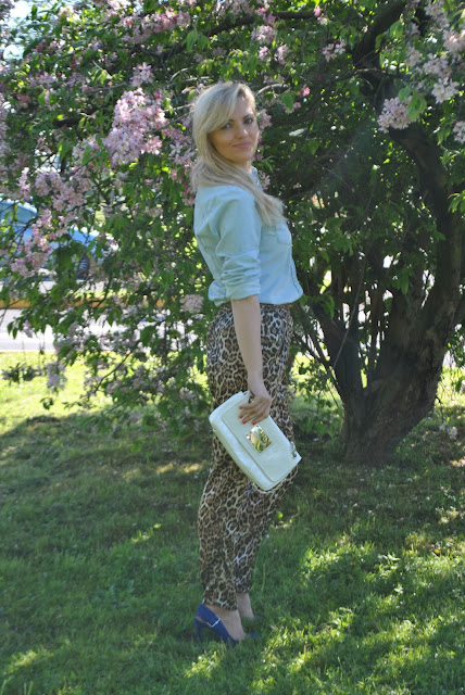 outfit stampa leopardata come abbinare la stampa leopardata abbinamenti stampa leopardata how to wear leopard print how to combine leopard print how to match leopard print outfit aprile 2016 outfit primaverili spring outfit april outfit mariafelicia magno fashion blogger color block by felym fashion blogger italiane fashion blog italiani fashion blogger milano blogger italiane blogger italiane di moda blog di moda italiani ragazze bionde blonde hair blondie blonde girl fashion bloggers italy italian fashion bloggers influencer italiane italian influencer