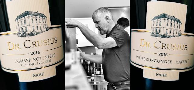 Wein von Winzer Peter Crusius