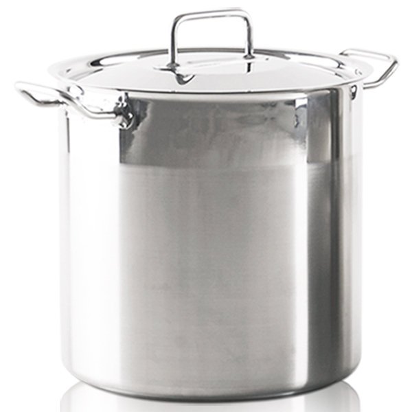 OX-175 SP 40 - HORECA Oxone Stock Pot 40cm - Stainless