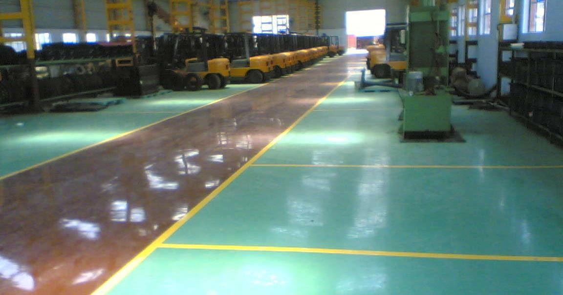 Anandtrimix Trimix Flooring Industrial Flooring