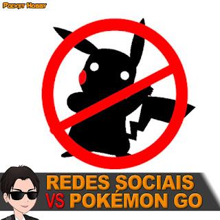 Redes Sociais Comemoram os Baixos Números de Pokémon GO - Pocket Hobby - www.pockethobby.com