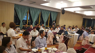 ASIS INTERNATIONAL (SINGAPORE CHAPTER)'S FIRST QUARTER & LUNAR NEW YEAR NETWORKING DINNER
