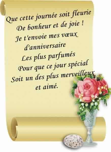 Texte Carte Bon Anniversaire