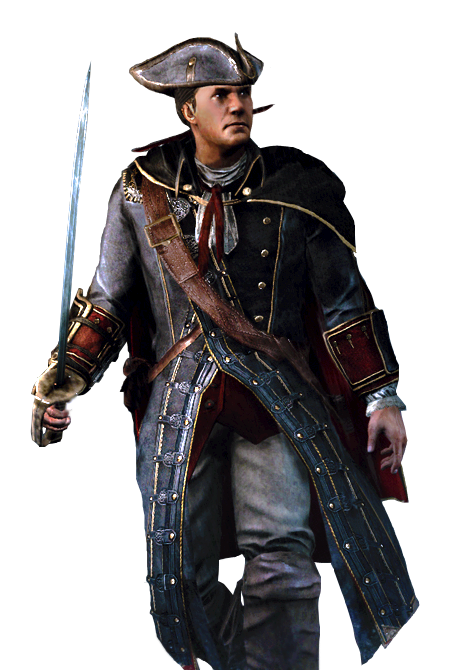 Assassin's Creed 3 Charakter