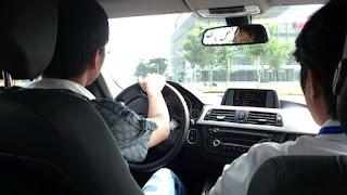 chú ý tốc độ khi lái xe ô tô