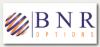 Логотип брокера BNR Options