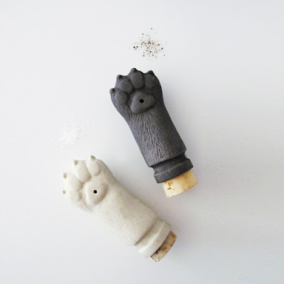 Cool Salt and Pepper Shakers