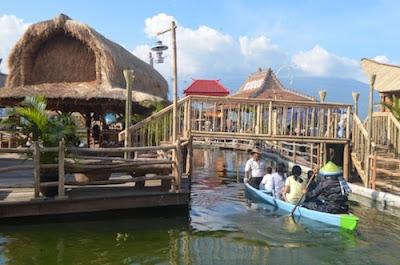 Pasar Apung Nusantara