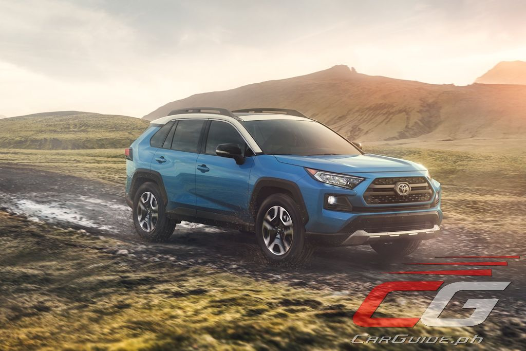 2019 Toyota Rav4 Breaks Cover W 17 Photos Philippine