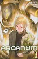 Manga Arcanum de Erubo Hijihara