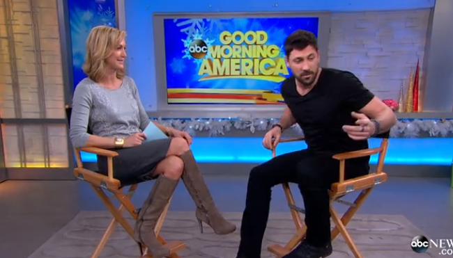 Good Morning America Home Invasion Interview : The appreciation of booted news women lara spencer