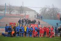 AFC Onesti - Pisicile Rosii