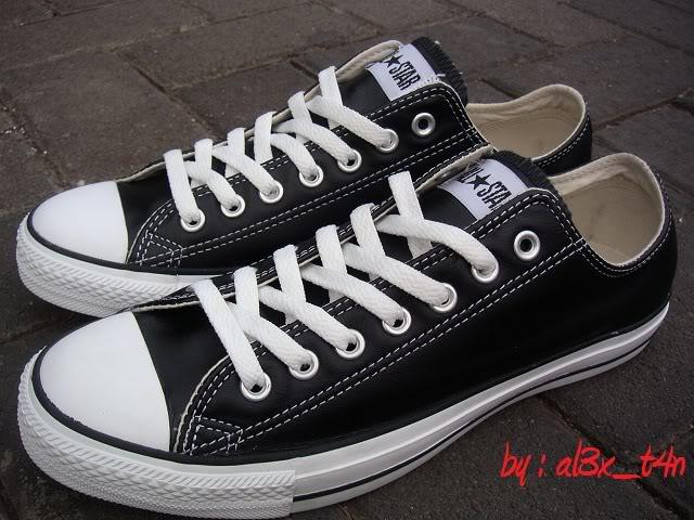 CT AS FULL LEATHER Ox kulit - sepatu converse e2e22b625a