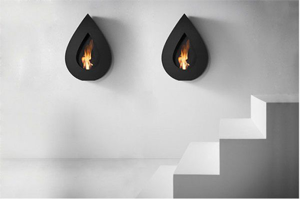 Modern Stylish and innovative Fireplaces Design