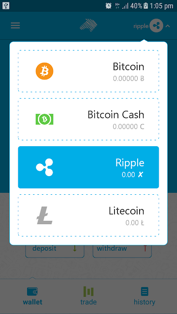 how to buy ripple from zebpay