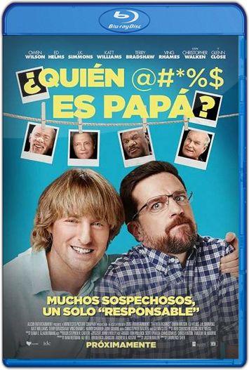 ¿Quién @#*%$ es papá? (2017) HD 1080p y 720p Latino