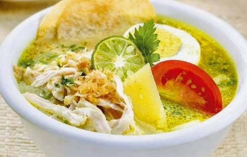 Resep Soto Ayam Lamongan, Jawa, Madura, Banjar, Bening, Kuning Dan Santan