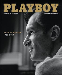 Playboy USA – Noviembre Diciembre 2017 PDF Digital