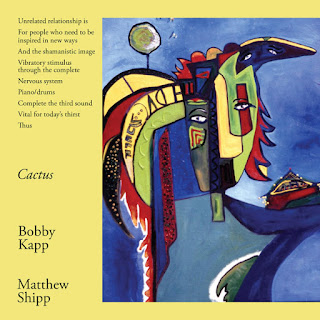 "Bobby Kapp / Matthew Shepp ""Cactus"" on Northern Spy"