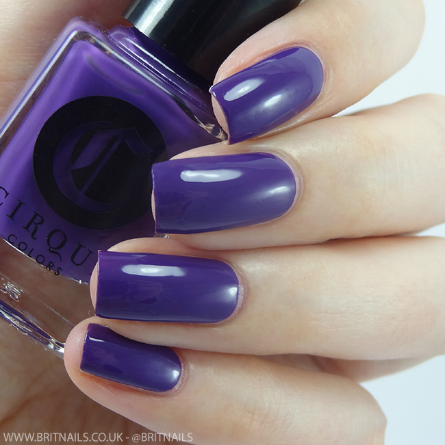 Cirque Colors Chelsea Girl