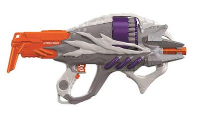 TOYS : JUGUETES - NERF  Alien Menace Incisor | Pistola - Blaster Producto Oficial 2016 | Hasbro | A partir de 8 años Comprar en Amazon España & buy Amazon USA