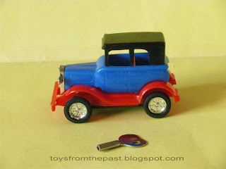 Toys From The Past 350 Playtoy Old Cars Ref 501