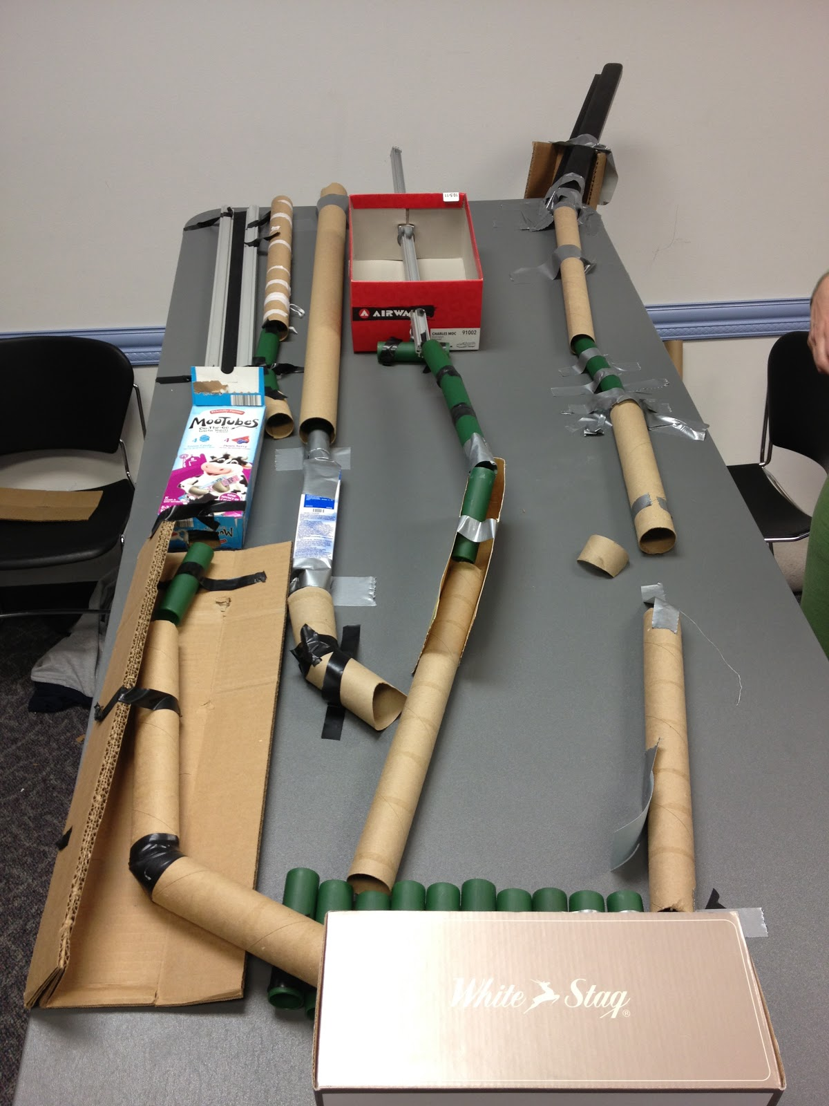 The Show Me Librarian Guest Post Marble Run Mania A