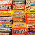 America's top Chocolate Candy Brands