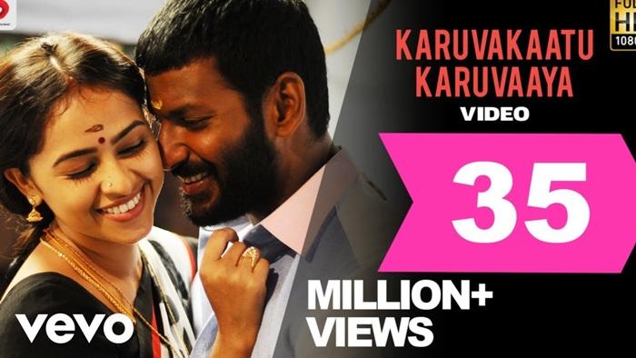 Karuvakaatu Karuvaaya Video Song Download Maruthu 2016 Tamil