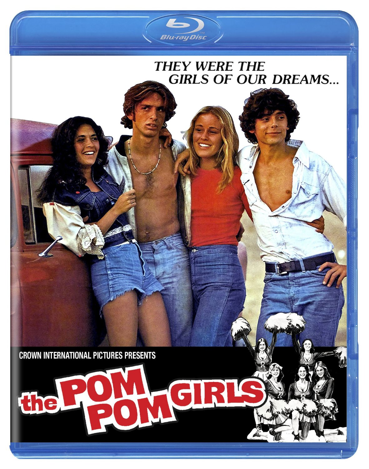 Phils Cult Classics The Pom Pom Girls 1976 From Scorpion Releasing March 11 2016