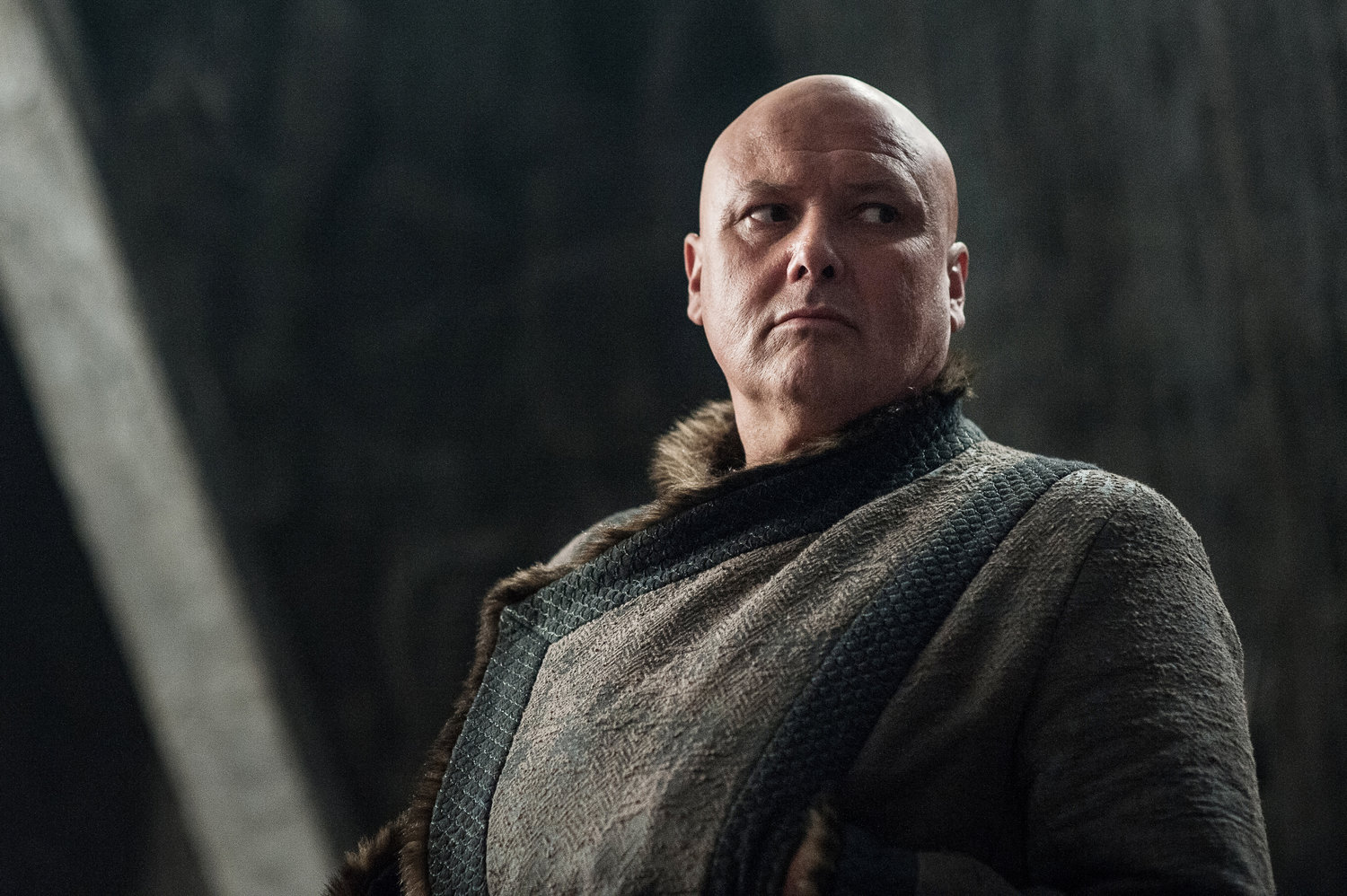 Conleth Hill como Varys