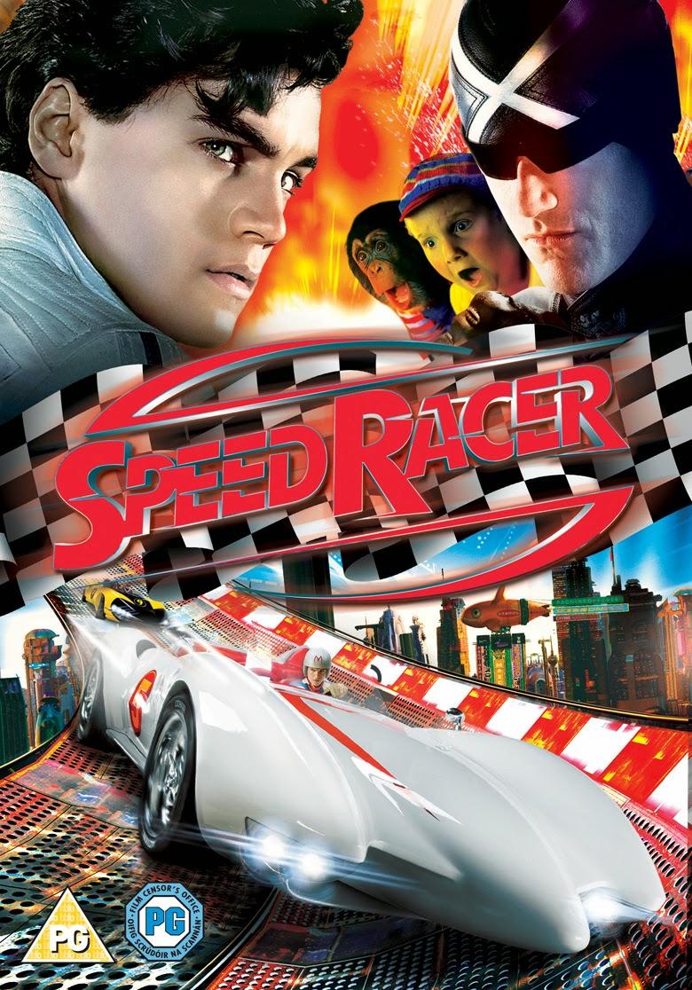 Speed Racer สปีด เรซเซอร์ ไอ้หนุ่มสปีดเขย่าฟ้า [HD][พากย์ไทย]