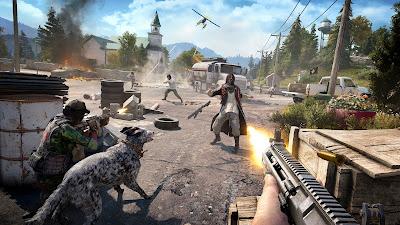 טכנולוגיה גרפית חדשה תוצג ב-Far Cry 5 ו-Wolfenstein 2: The New Colossus