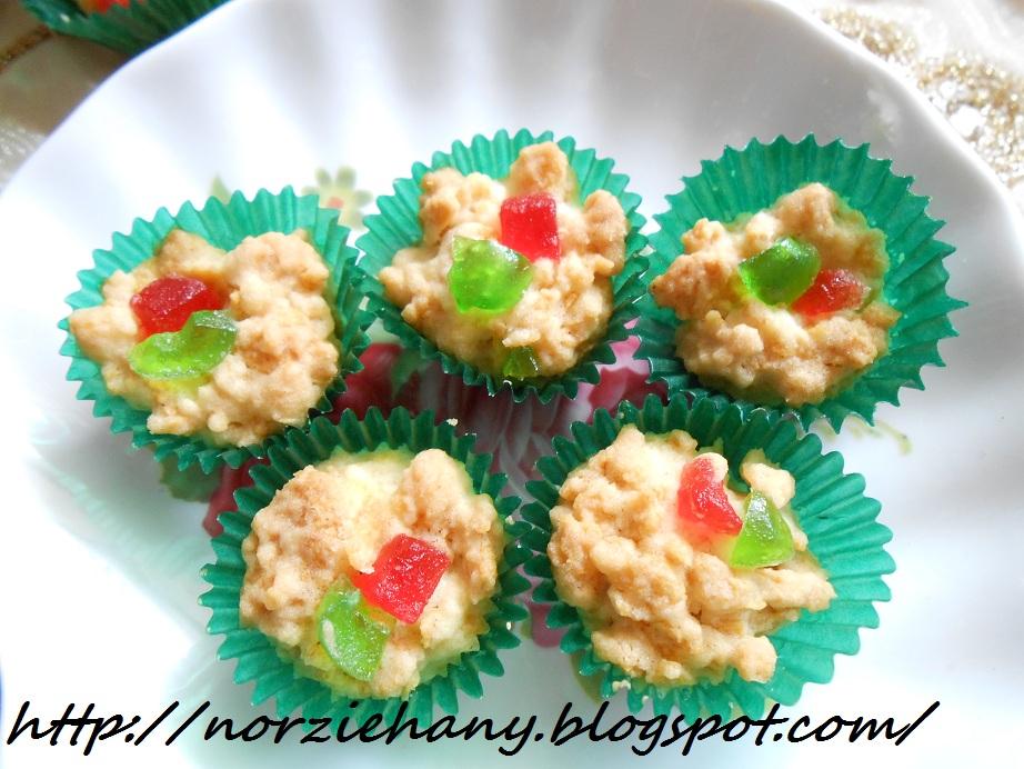 Norzie hany: Biskut Cornflakes Rangup
