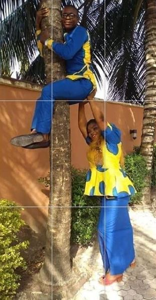 Very funny: See new pre-wedding photo of a couple