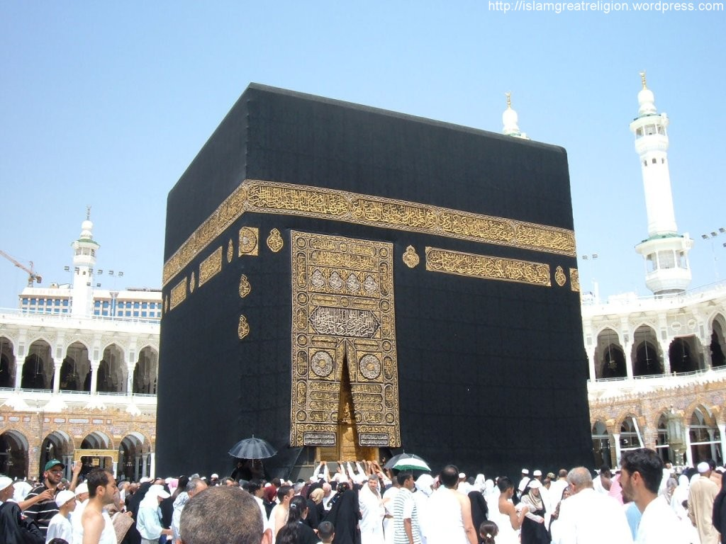 Khana Kaba: Why Is The Covering Of The Kaaba Black