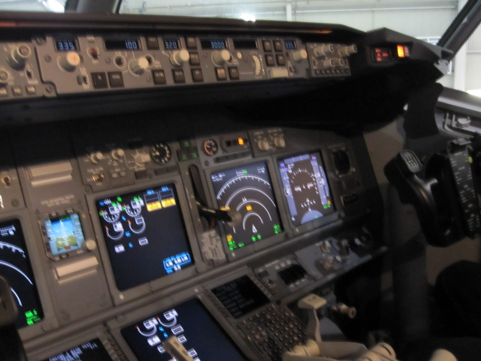 Mike's Flying: 787 in Sydney