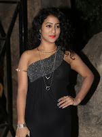 Deepu Naidu sizzling look in black-cover-photo