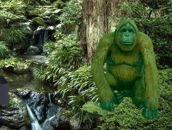 WowEscape Chimpanzee Fore…