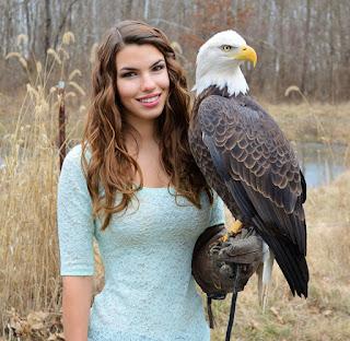 chicas amantes de aves