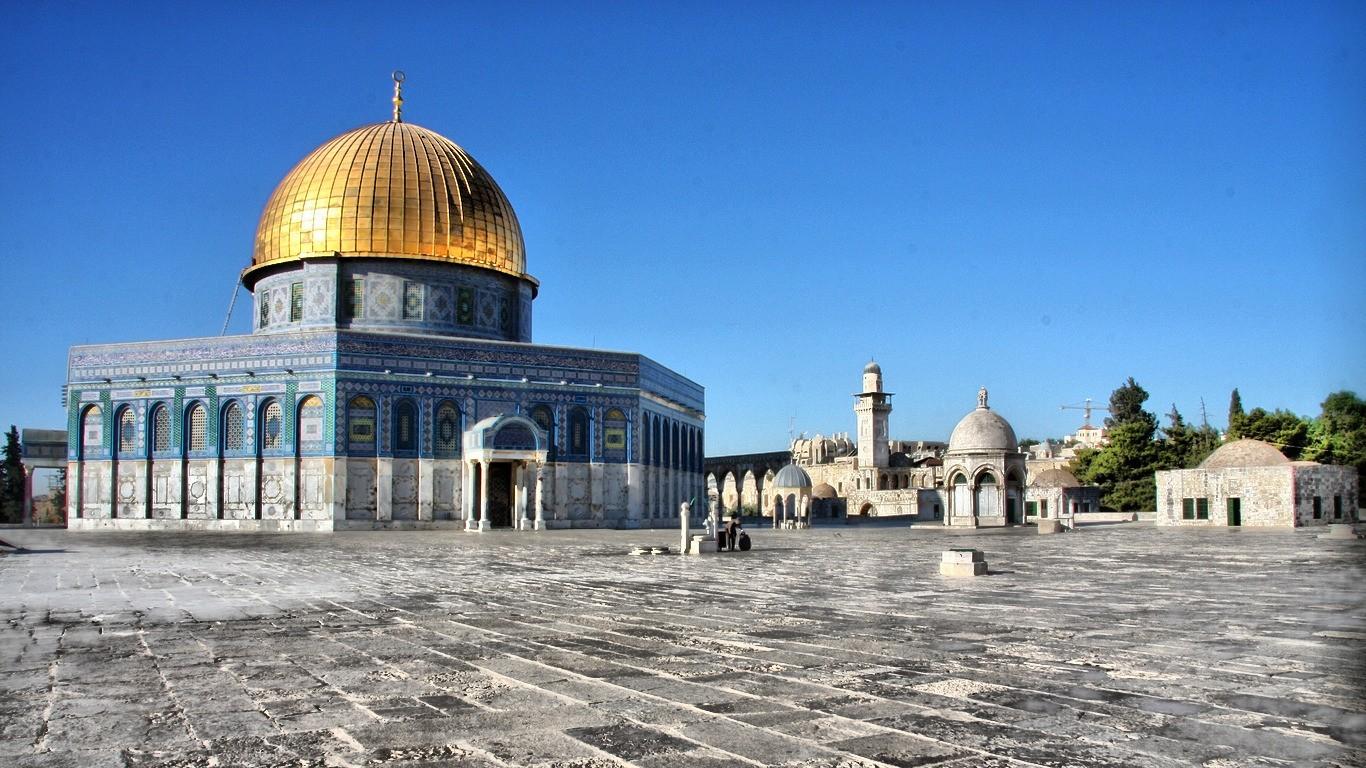Mengenal Sejarah Masjidil Aqsa   DakwahWisata
