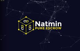 Natmin Pure Escrow ICO Alert, Blockchain, Cryptocurrency