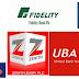 How To Buy Airtime With Fidelity Bank, GTBank, UBA, FirstBank, Diamond Bank, Zenith Bank